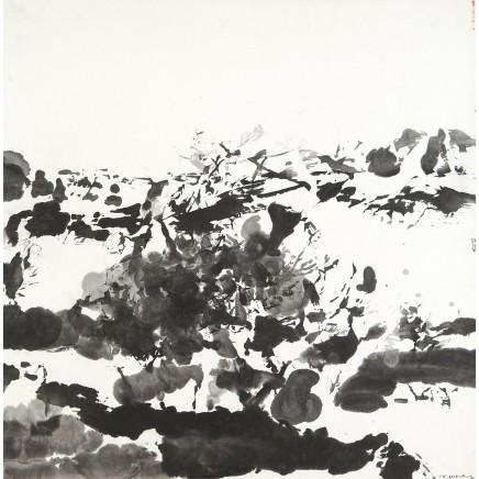 Zao Wou-Ki, Untitled, 1980