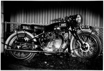 森山大道, 摩托车, 1974