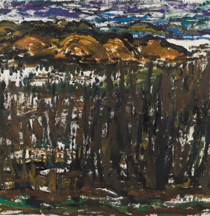 Wu Yi, Hexi Corridor 1, 1990