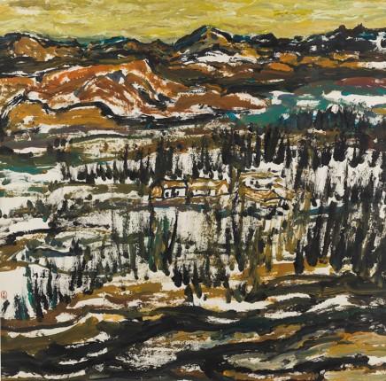 Wu Yi, Hexi Corridor 2, 1991