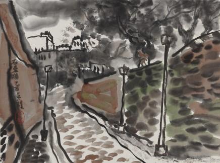 吳毅, 石壘牆, 2005
