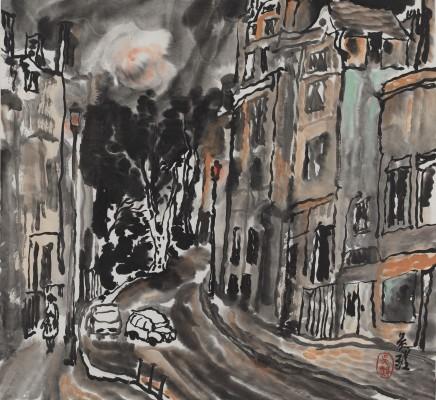 吳毅, 古風-倫敦紀 , 2009