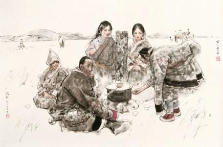 Ai Xuan, 若爾蓋荒原, 2013