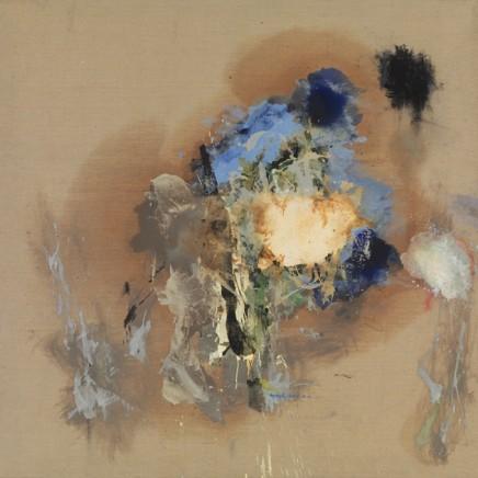 Myonghi, Black Sunflower I, 2001
