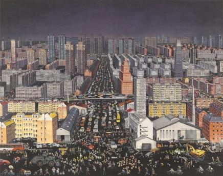 張弓, 北京城一號, 2010
