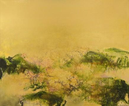 Zao Wou-Ki, 18.07.83, 1983