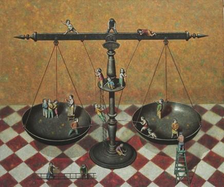 Liu Hong Wei, Balance, 2008
