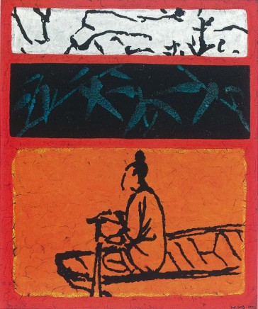 Xue Song, From Jieziyuan Painting Collection to Mark Rothko No.8, 2012