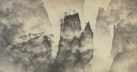 Li Huayi, Peaks at Dusk, 2007