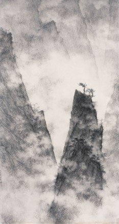 Li Huayi, Jagged Peak , 2010