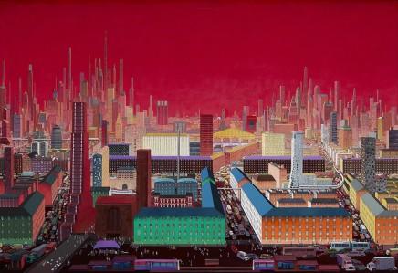 Zhang Gong, Metropolis No.1, 2015