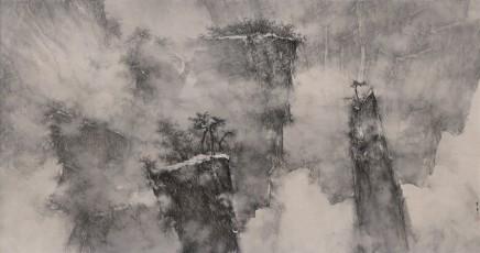 Li Huayi, In the Density of Mist, 2018