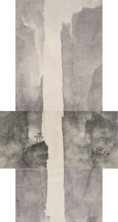 Li Huayi, Mountain and Details of the Mountain, 2010