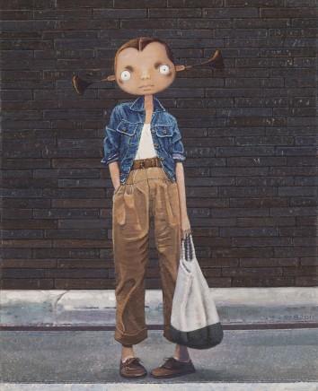 張 弓, 街頭的潘大姐 , 2011