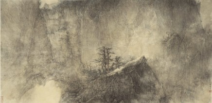 李华弌, 山水, 2016