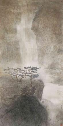 Li Huayi, Song of Pines and Falling Water, 1999
