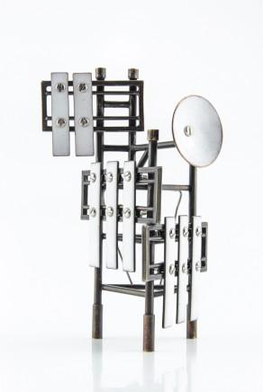 "Tam Tak Hei, ""Signal Tower Study"", 2018"