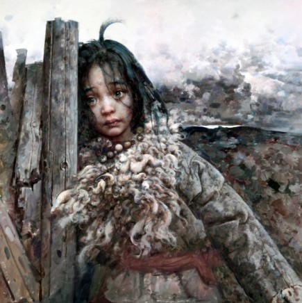 Ai Xuan, Lonely Wanderer , 2014