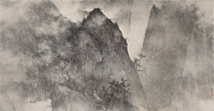 Li Huayi, Mountain in Hermitage, 2017