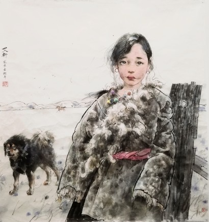 Ai Xuan, The Quiet Wilderness, 2018