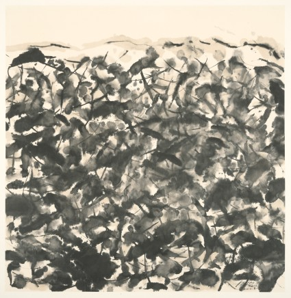 Bai Ming, Study of Landscape Paintings in Ink II , 2010