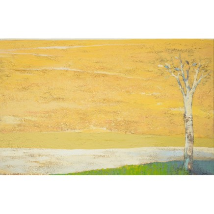 Yang Din, Golden Steppe, 2008