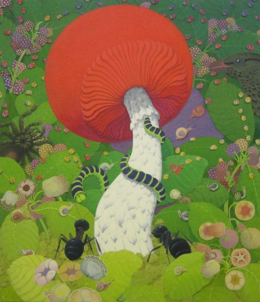 Zhang Gong, Ingenuous Mushroom, 2018