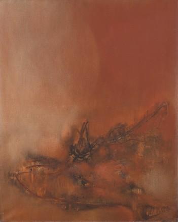 謝景蘭, 無題, 1960