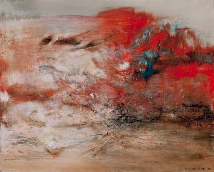 Zao Wou-ki, 29.05-31.10.68, 1968