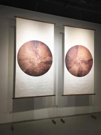 "Lily Leung, ""Eileen Chang: Tierce of Life - Eclipse & Nexus"", 2018"