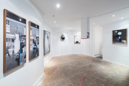Hijos de la Chingada, Installation Shot I, 2015