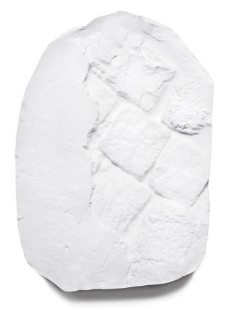 Polis (parapraxis), II, 2016 Plaster 47 x 32.5 x 7 cm