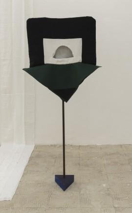 Anna Mazzei Cabeção Quadrado (Big Square Head), 2017