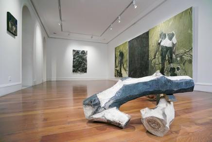 Durée: Li Yiwen Solo Exhibition | The Body Electric: Zhu Xiangmin Solo Exhibition