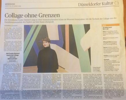 Frauke Dannert 'Collage' - Museum Kunstpalast Düsseldorf
