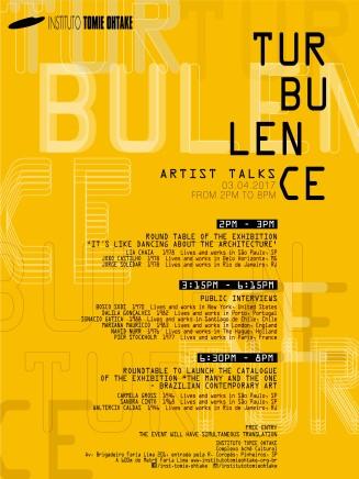 Pier Stockholm @ Turbulence Artist Talk