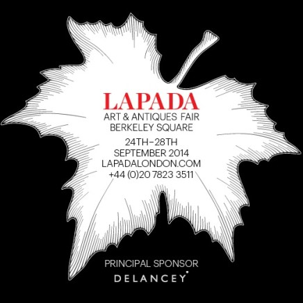The LAPADA Art & Antiques Fair, Berkeley Square, London