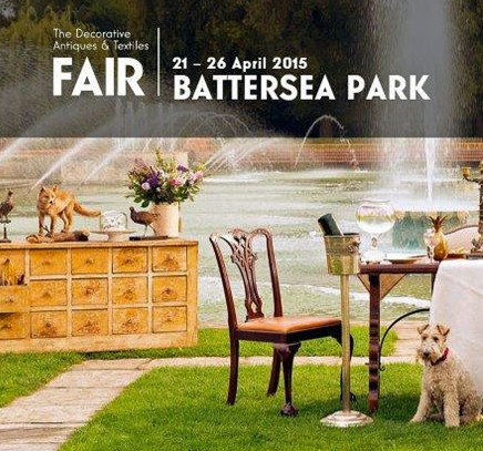 The Spring Decorative Fair, Battersea Park, London