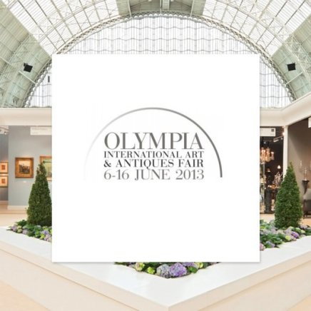 Olympia International Art & Antique Fair, London