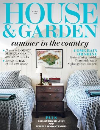 House & Garden August 2016