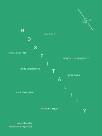Nick Oberthaler   Group Show- HOSPITALITY