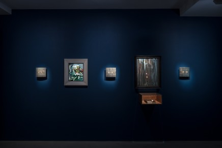 Laurent Grasso The Panoptes Project At Olivier Malingue London Photo Marcus Peel 17