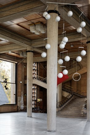 Suspension Palais D I Na Courtesy Of Olivier Malingue Ltd Photo Beno T Fougeirol 20
