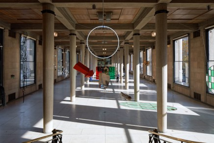 Suspension Palais D I Na Courtesy Of Olivier Malingue Ltd Photo Beno T Fougeirol 8