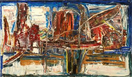 Jean-Paul RIOPELLE (1923 - 2002) Sans Titre, 1977