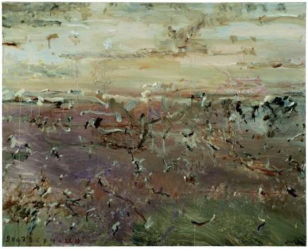 WANG Chuan 王川 Skyman No.8 天人之八, 2007