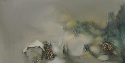 ZHONG Zhao 钟照 Landscape No.34 山水系列之三十四, 2006