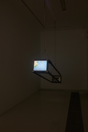 Liao Fei A Sculpture Of The Earth Installation 250 L X 38.5 W X 31.5 H Cm 2015