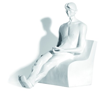 Seated Figure 坐像, 2005