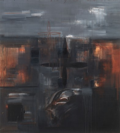 LIU Jian 刘坚 Abandoned C i t y 2 遗忘的城市 2, 2005